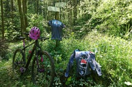 Bollenhut Bike Bekleidung