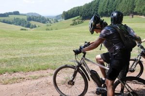 E-Mountainbike Fahrtechnik Bollenhut