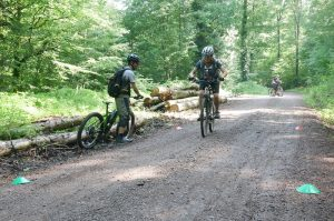 E-Mountainbike Fahrtechnik und Tour von Bollenhut