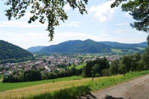 E-Mountainbike Fahrtechnik und Tour Hörnleberg von Bollenhut
